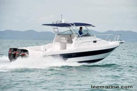 Gulf craft 31 walkaround for sale in chonburi thailand for Gulf craft boats for sale