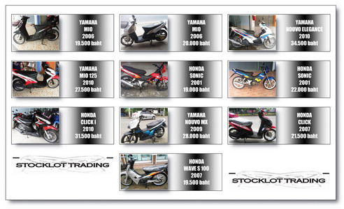 pic New Offers Second Hand Motorcycles 06/09