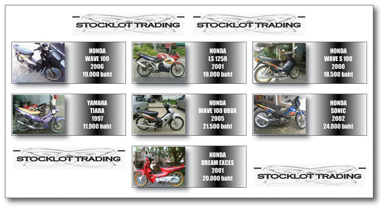 pic New Offers Second Hand Motorcycles 12/09
