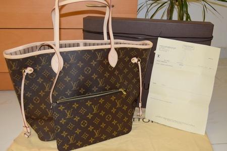 88225da20208 Authentic Louis Vuitton Neverfull MM in Bangkok Thailand