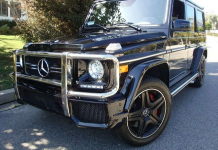 pic Used 2014 Mercedes-Benz G63 AMG